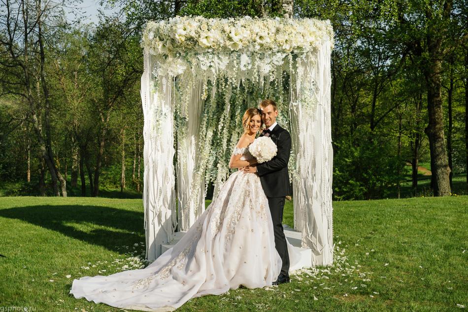 Свадьба Олимпийского чемпиона Дмитрия Малышко и Екатерины Тихоновой
